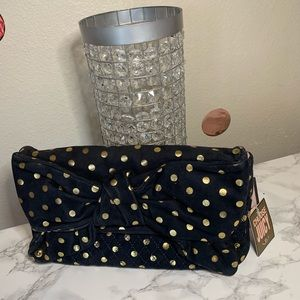Juicy Couture luxurious large clutch Handbag